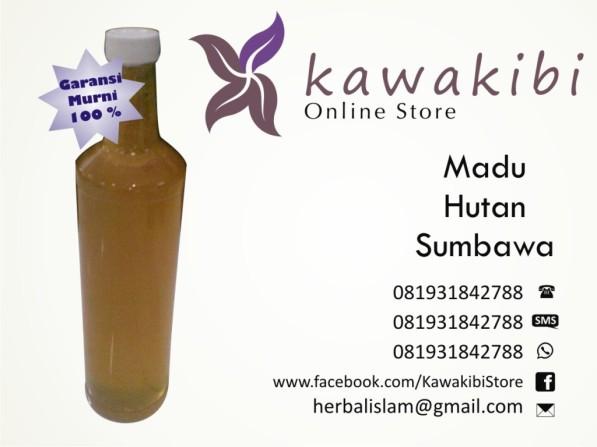 Katalog_Madu Sumbawa 900 ml